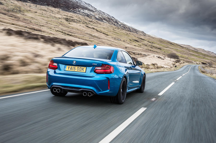 365bhp BMW M2