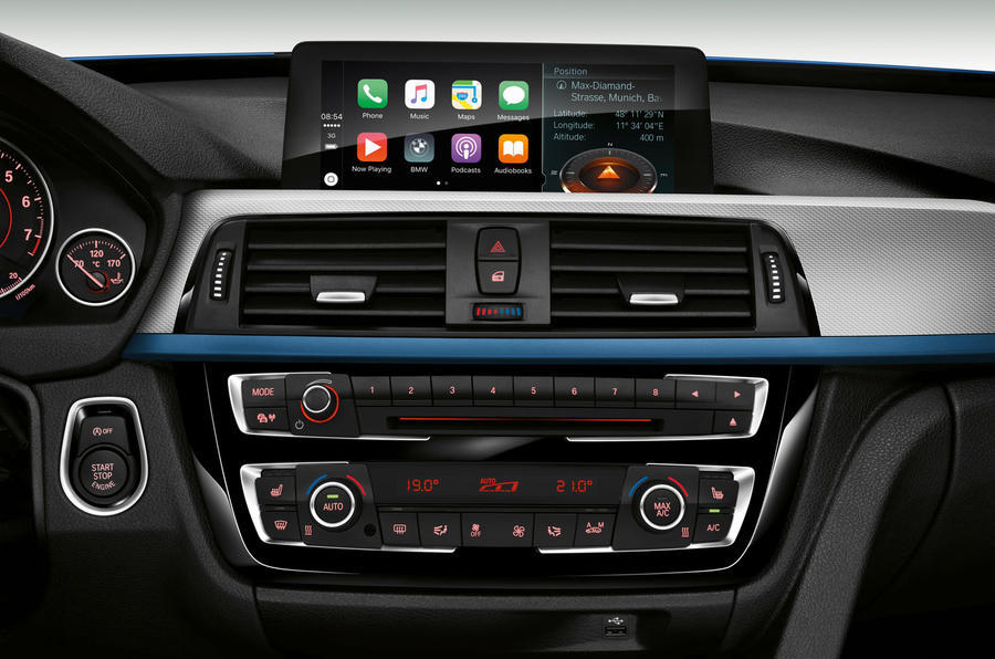 BMW No Longer Charges for Apple CarPlay