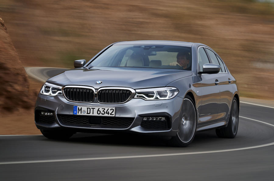 2017 Bmw 540i Review Review Autocar