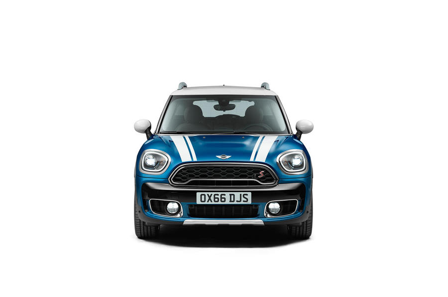 2017 mini countryman s e hybrid model on sale this june autocar. Black Bedroom Furniture Sets. Home Design Ideas
