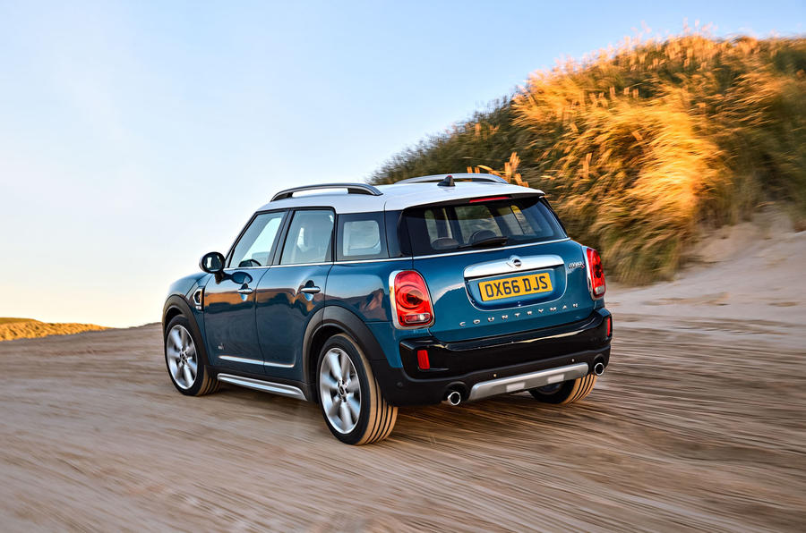 2017 Mini  Countryman revealed