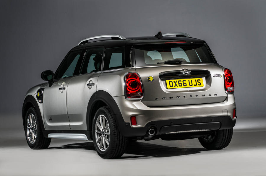 2017 Mini Countryman S E hybrid model on sale this June