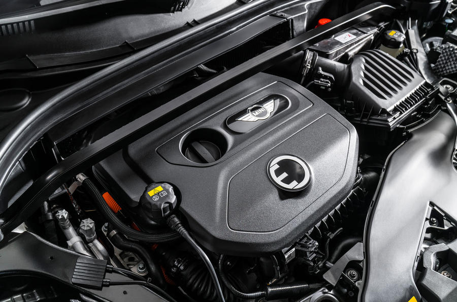2017 Mini Countryman S E hybrid model on sale this June