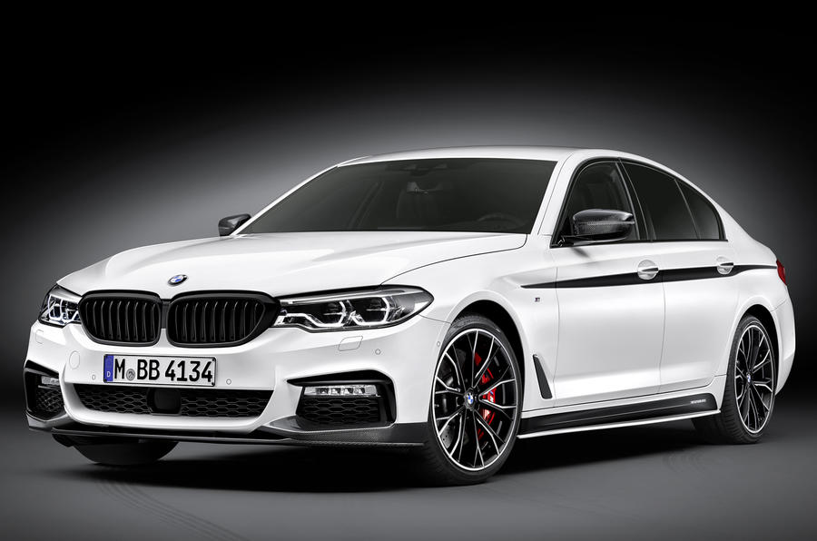 M Performance upgrades revealed for 2017 BMW 5 Series | Autocar