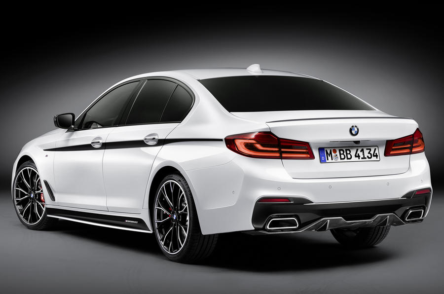 M Performance upgrades revealed for 2017 BMW 5 Series ...