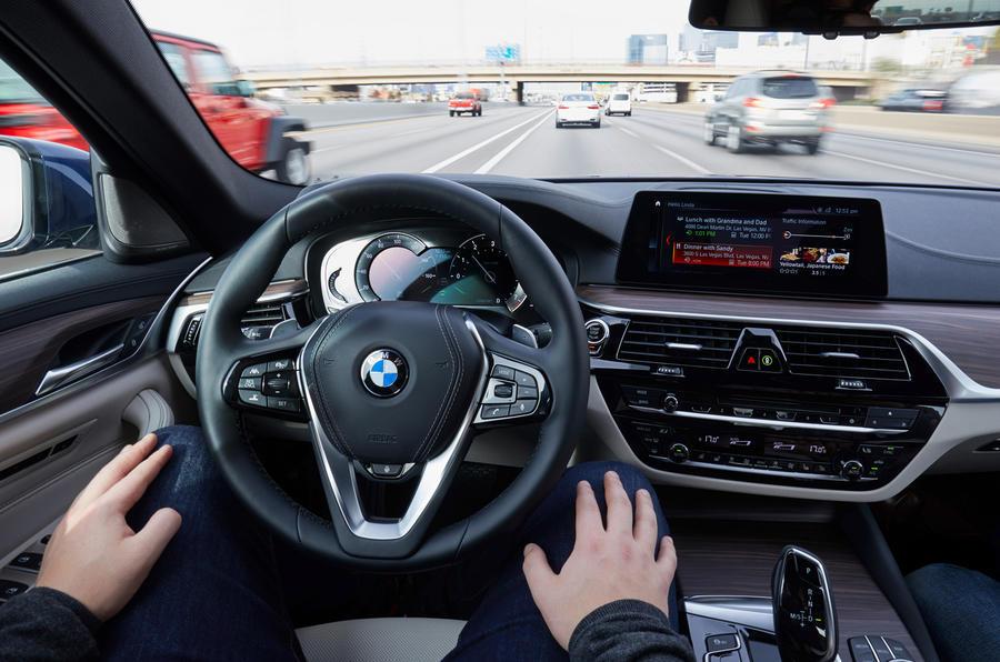 Autonomous tech to make driving 'a luxury pursuit'