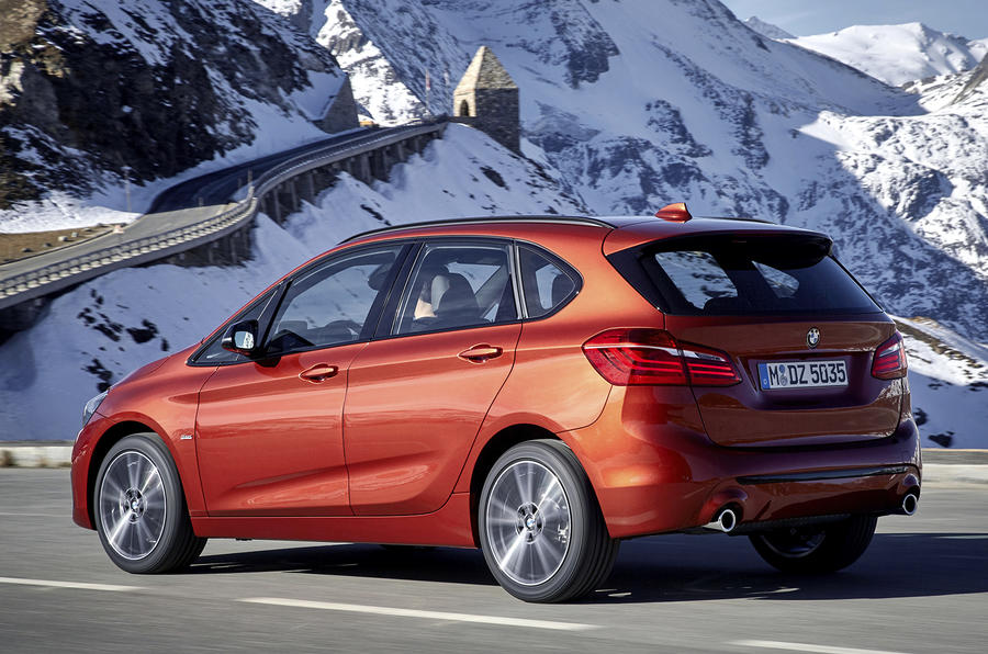 2018 Bmw 2 Series Active Tourer And Gran Tourer Facelifts New