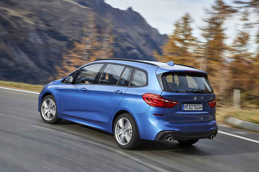 BMW 2-Series Active Tourer Revealed