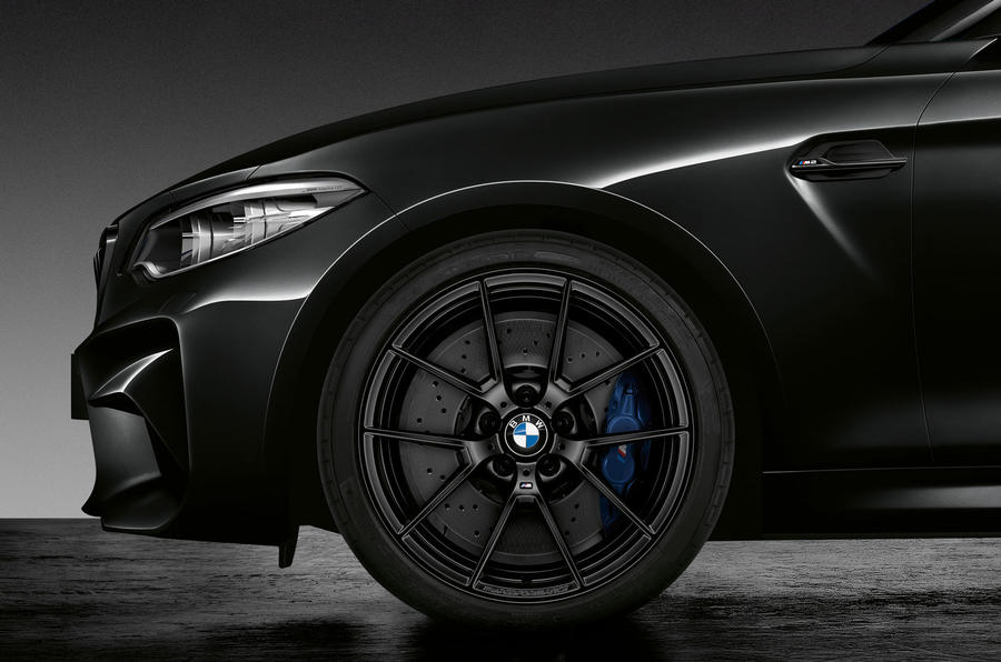 BMW M2 Edition Black Shadow launched to celebrate coupe's success