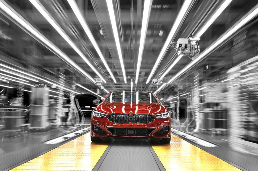 2018 BMW 8 Series