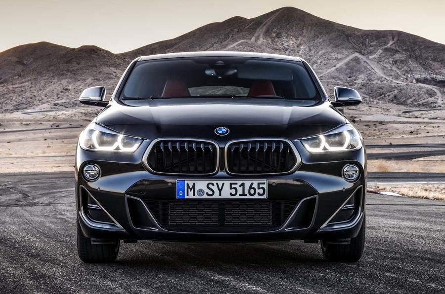 New bmw x2 m35i revealed the first of the four pot m cars for A m motors paris ky