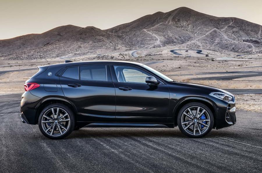 New Bmw X2 M35i Revealed The First Of The Four Pot M Cars