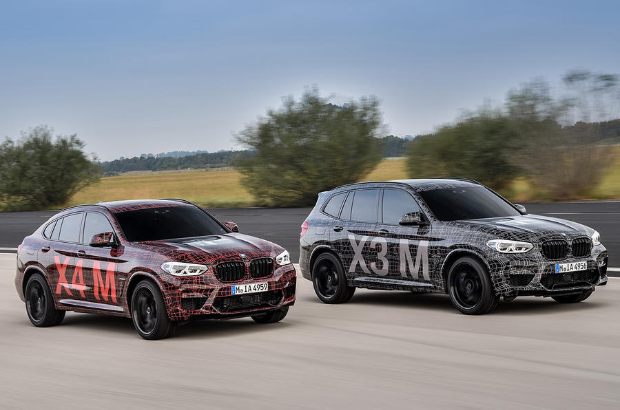 BMW X3 M confirmed with high-revving six-cylinder turbo engine