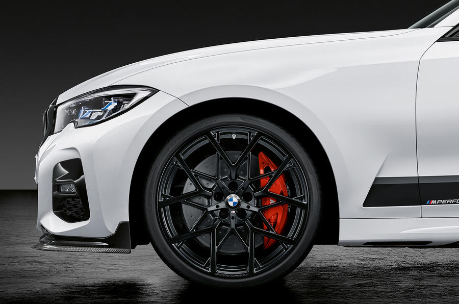 Bmw Reveals M Performance Parts For G20 3 Series Autocar