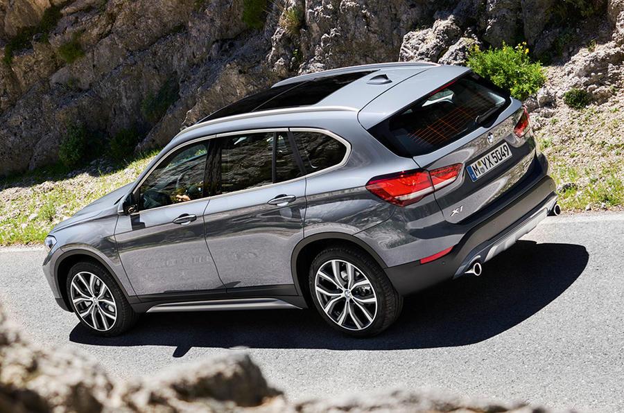 2019 BMW X1 - press shots