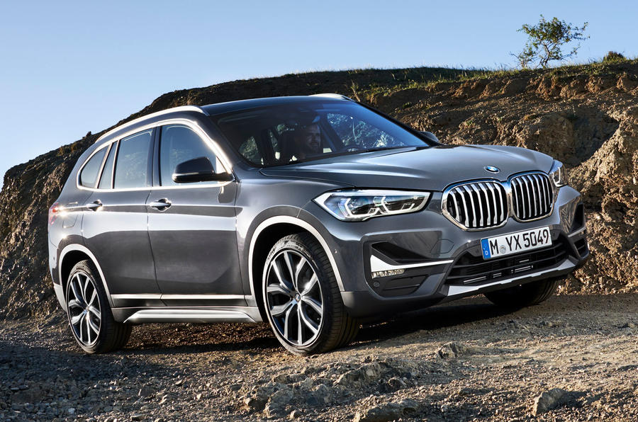 New Bmw X1 Receives Makeover And Hybrid Option For 2019 Autocar