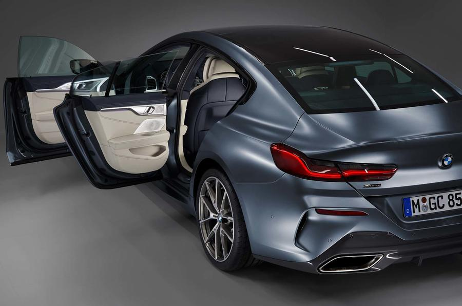 2019 BMW 8 Series Gran Coupé