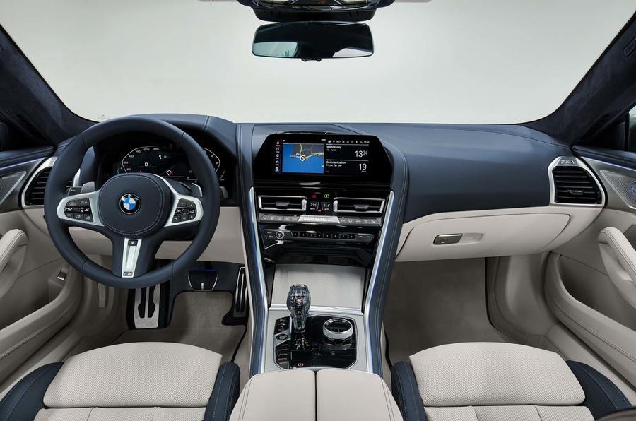 2019 BMW 8 Series Gran Coupé