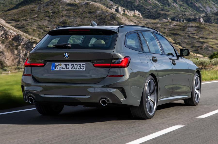 New Bmw 3 Series Touring Launched With Focus On Sharp Handling Autocar