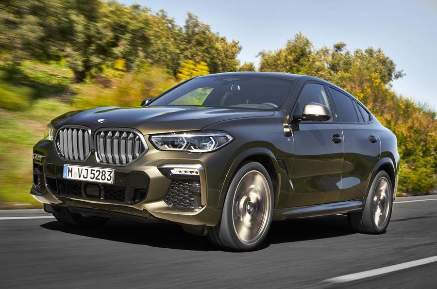 2020 BMW X6 revealed