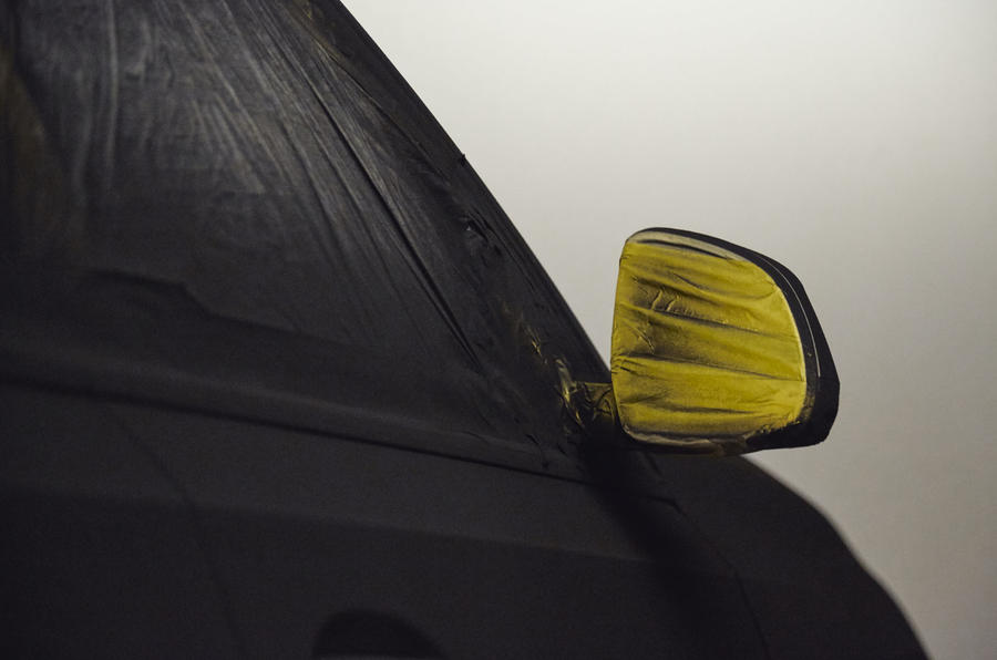 Bmw Paints New X6 In Light Absorbing Vantablack Autocar