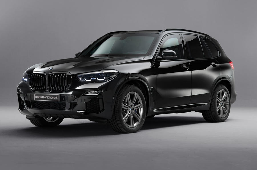 BMW X5 Protection VR6 Arrives Able To Take AK-47 Bullet