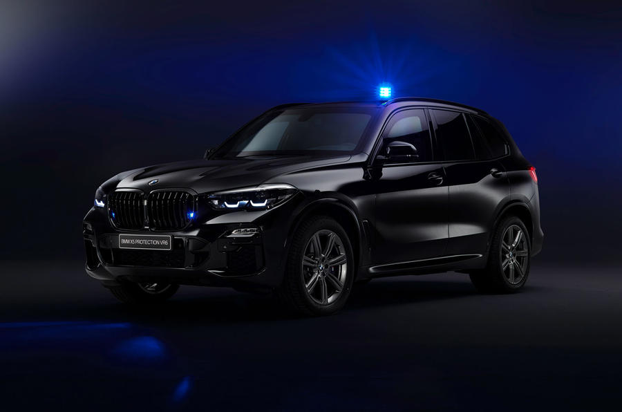 BMW armours X5 for bulletproof Protection VR6 | Autocar