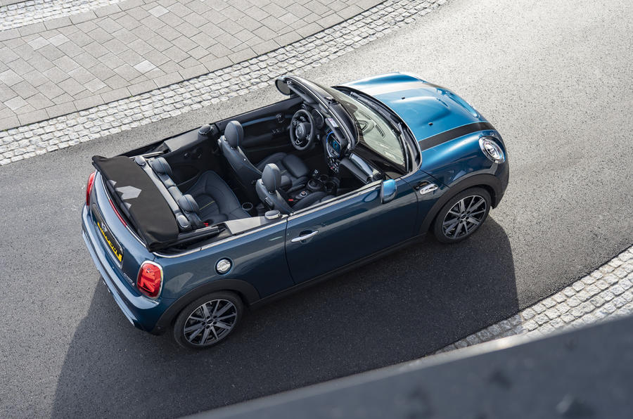 New Limited Run Mini Convertible Sidewalk Priced From 163