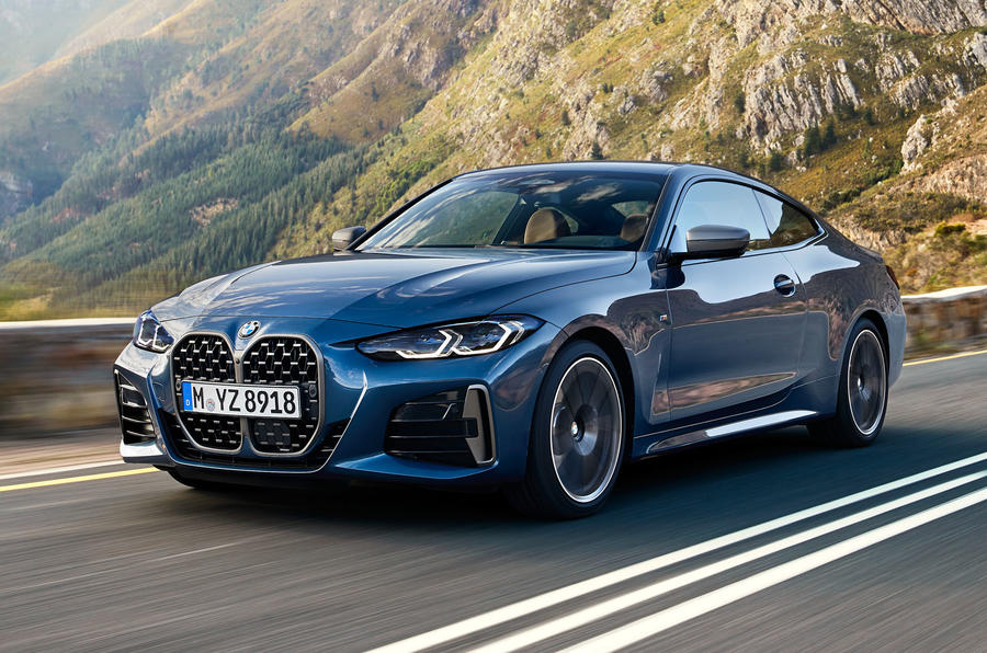 2020 bmw 4 series coupe revealed with dramatic new look