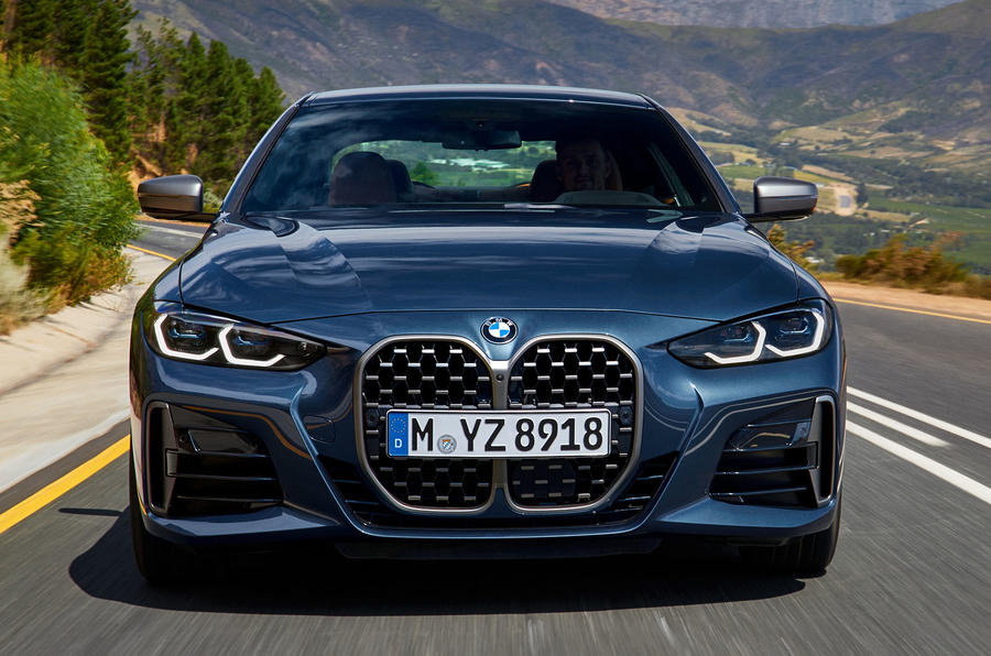 2020 BMW 4 Series - front