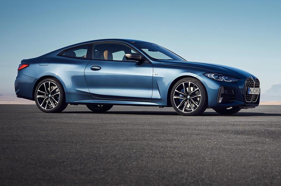2020 BMW 4 Series - static side