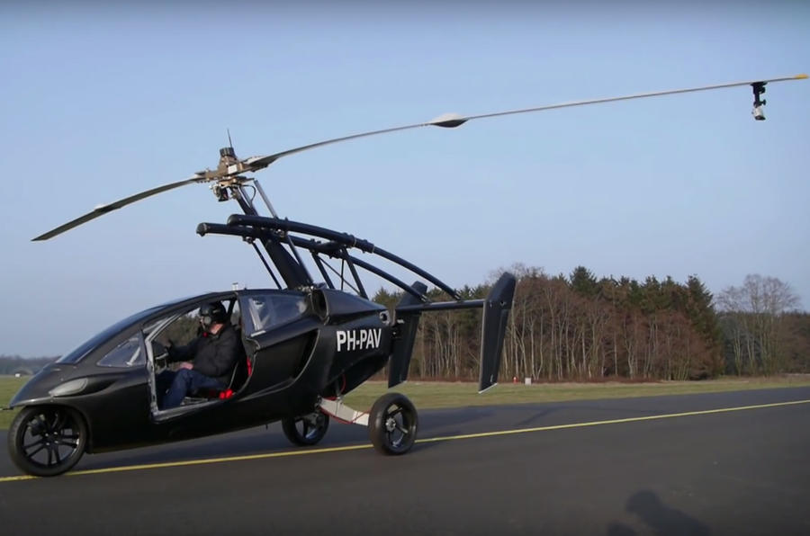 PAL-V Liberty aims to be world's first road and air-legal flying car
