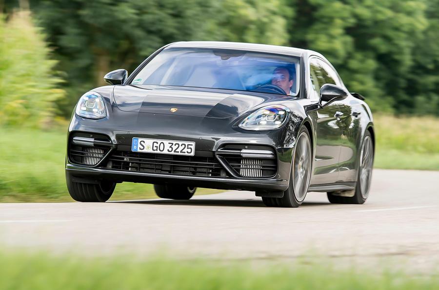 2016 porsche panamera turbo review | autocar