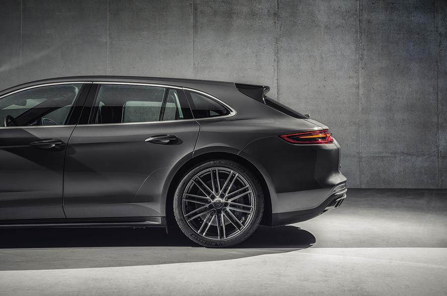 Porsche Panamera Sport Turismo estate