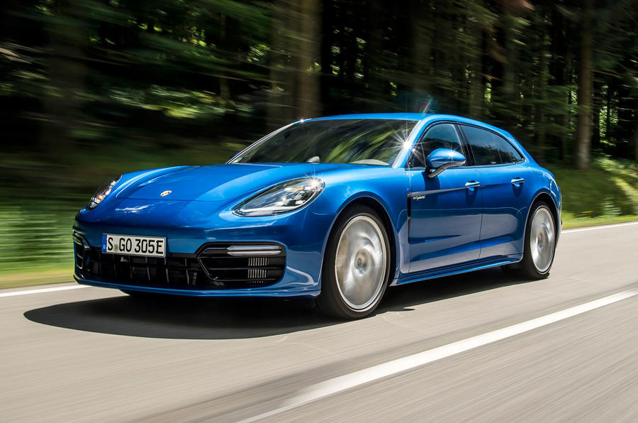 Porsche Panamera Sport Turismo 4 E Hybrid ...