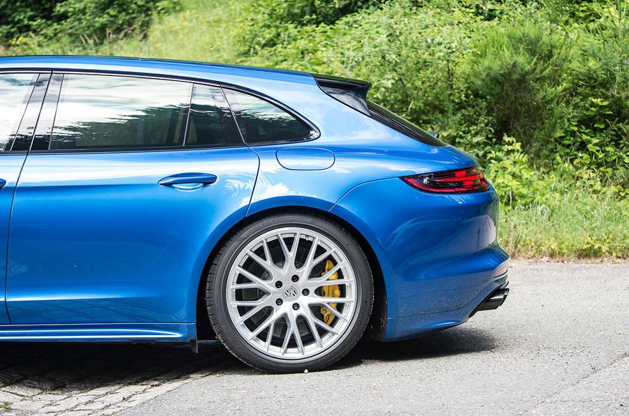 Porsche Panamera Sport Turismo rear end