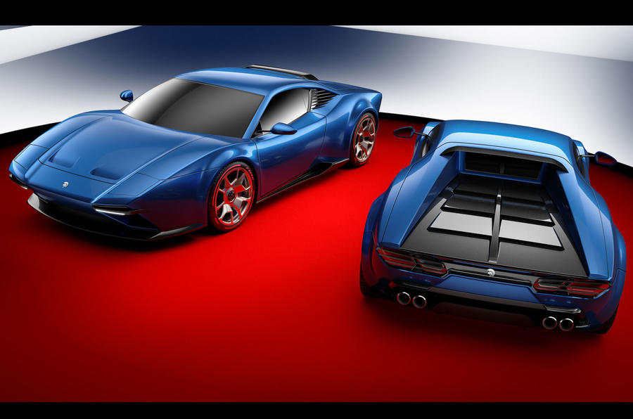 Ares Design Project Panther looks back at De Tomaso's work
