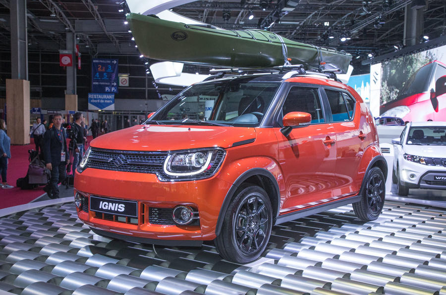 Amazing 2017 Suzuki Ignis On Sale In January Priced From 9999