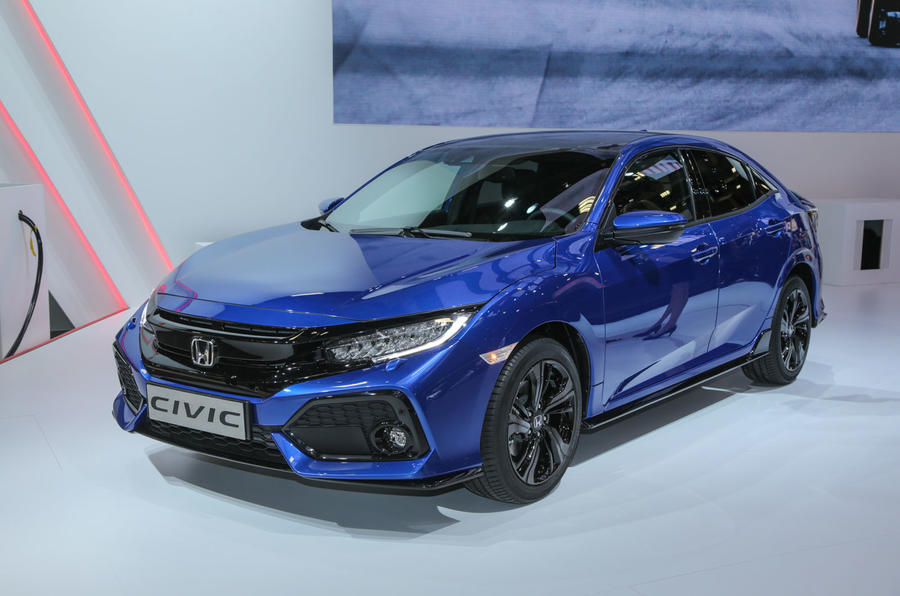 Pricing and specifications for the 10th-generation Civic range have ...