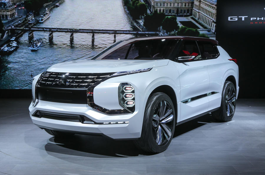 Mitsubishi GT PHEV concept revealed | Autocar