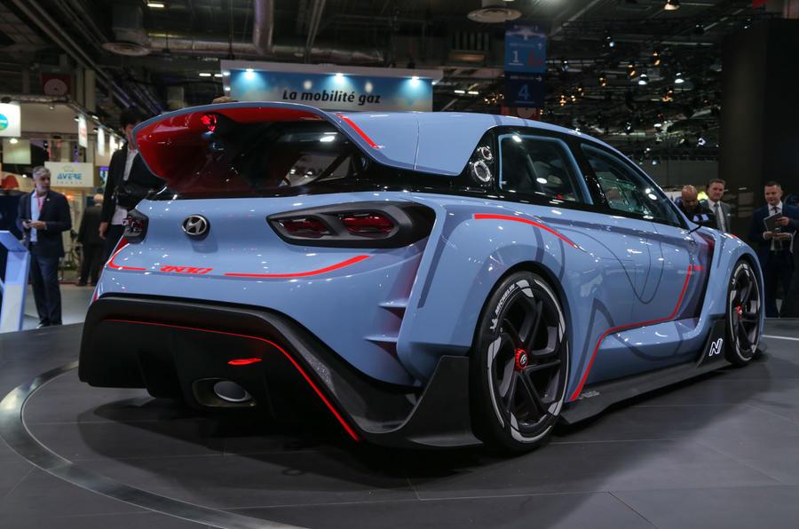 Hyundai RN30 concept previews four-wheel-drive Ford Focus ...