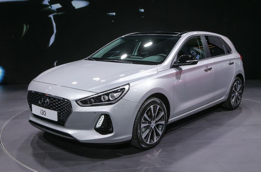 Allnew Hyundai i30 on sale from £16,995 this March  Autocar