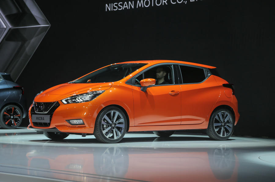 2017 Nissan Micra Prices And Specs Revealed Autocar