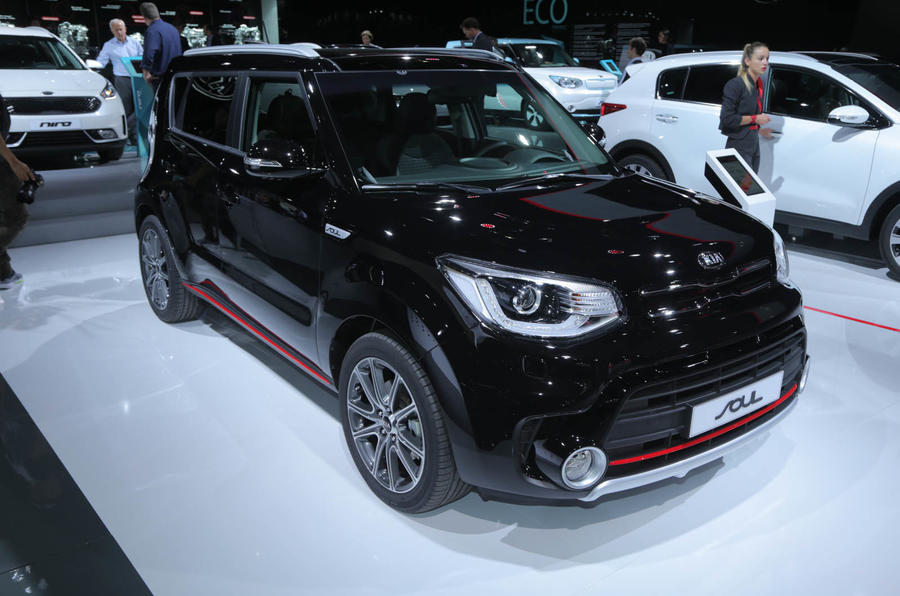Hot Kia Soul T Gdi Turbo Model Will Get 201bhp Autocar