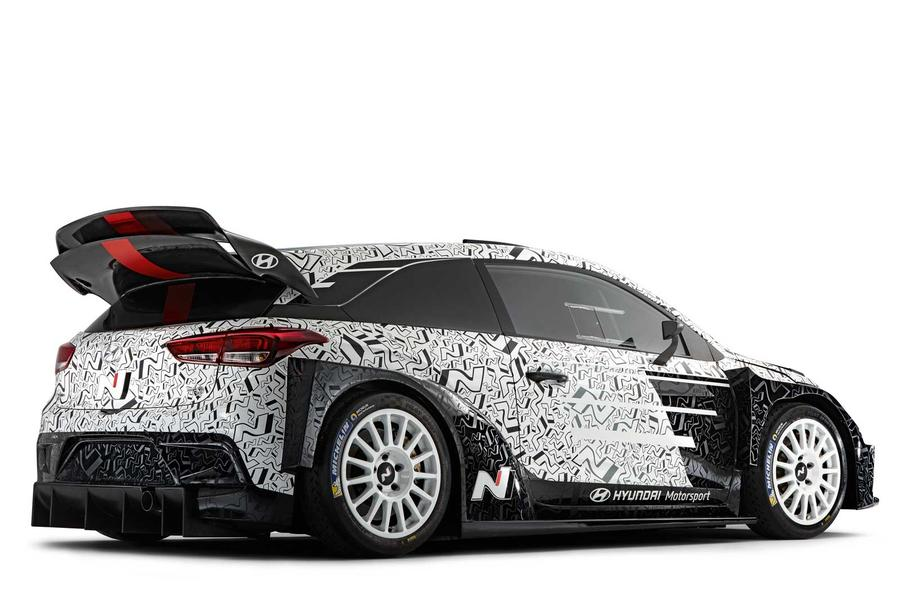Creative 2017 Hyundai I20 Coupe WRC  New Preseason Testing Pics  Autocar