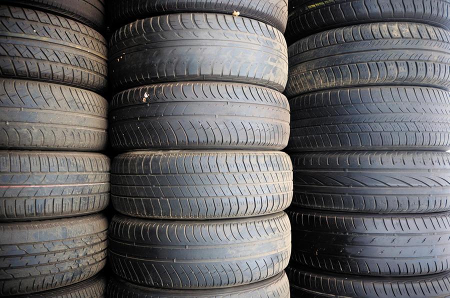Part worn tyres North West