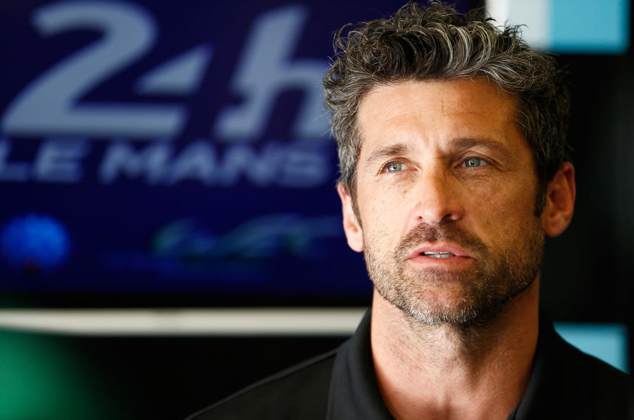 Patrick Dempsey on cars, fame and Le Mans