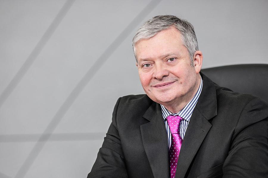 VW boss Paul Willis