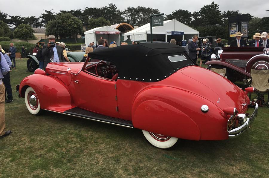 Packard 120 Eight