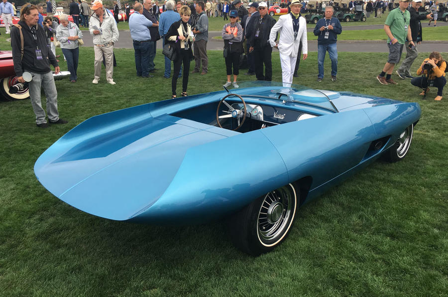 Gallery The Best Of Pebble Beach Concours DElegance Autocar - Pebble beach car show ticket prices